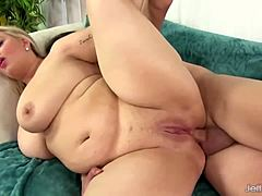 Overweight buxom mommy is arse hammered HD vid moms xxx